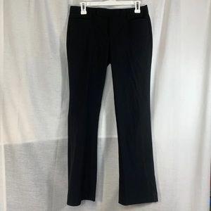 gap modern boot black pants